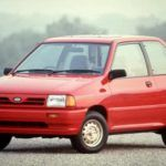 Ford Festiva 1991 – Service Manual And Repair – Car Service