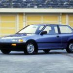 1984-1990 Honda Civic Hatchback Workshop Technical Service Manual