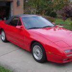 1989 Mazda RX-7 Technical Service Repair Manual – Car Service