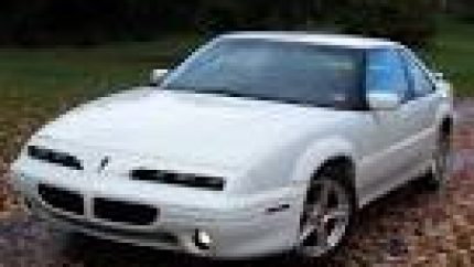 Pontiac Grand Prix 1988-1996 Workshop Car Repair Manual