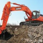 Doosan Dx420lc Daewoo Excavator Workshop Service Repair Manual