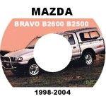 Mazda Bravo B2200 B2600 B2500 1999-2005 Workshop Service Repair Manual