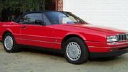 Cadillac Allante 1989 1990 1992 Workshop Service Repair Manual