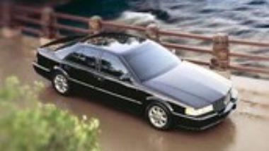 Cadillac Seville STS SLS Factory Service Repair Manual 1998-2004