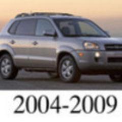 Hyundai Tucson 2004 2006 2009 Workshop Service Repair Manual