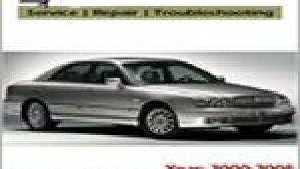 Hyundai XG250 XG300 XG350 2000-2005 Workshop Service Repair Manual