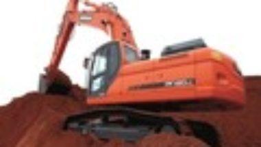 Doosan Daewoo Dx420lc Hydraulic Excavator Service Repair Workshop Manual Download