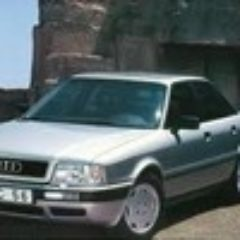 1990-2006 Audi 80 B4 Workshop Service Repair Manual