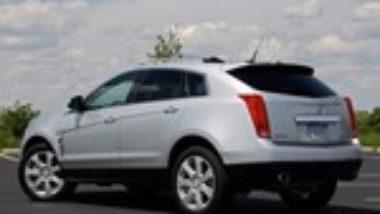 Cadillac Srx 2010-2011 Workshop Service Repair Manual