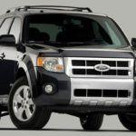 Ford Escape 2009 Workshop Repair Pdf Service Manual