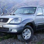 Hyundai Terracan 2002-2003 Factory Service Repair Manual