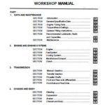 1993 Land Rover Defender 90 Workshop Service Repair Manual