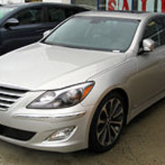 Hyundai Genesis 2012 Workshop Service Repair Manual