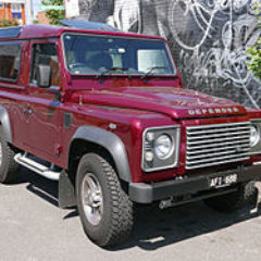 Land Rover Defender Ultimate 1984-2015 Workshop Manual