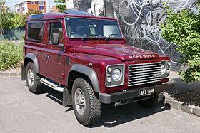Land Rover Defender Ultimate 1984-2015 Workshop Manual