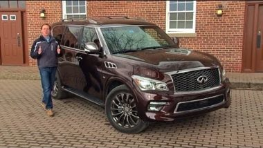 2015 Infiniti Qx80 Workshop Service Repair Manual