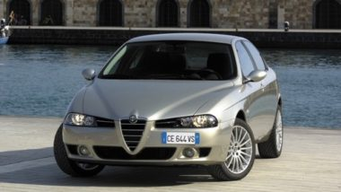 Alfa Romeo 155 1992-1998 Workshop Service Repair Manual