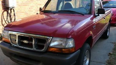 Ford Ranger 2001 EV Service Pdf Wiring Diagrams
