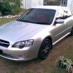 Subaru Legacy 2004 Workshop Service Repair Manual