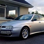 Alfa Romeo 156 1997-2007 ELearn Workshop Service Pdf Manual