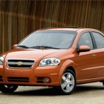 Chevrolet Aveo 2009 Owners Manual