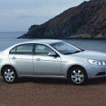 Chevrolet Epica 2006-2011 Workshop Service Manual