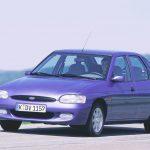 Manual Ford Escort 1995 1996 1997 1998