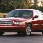 Ford Crown Victoria 1998-2002 Workshop Manual