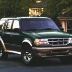 Ford Explorer 1996-2000 Repair Manual