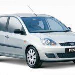 Ford Fiesta 2006 2007 Repair Manual