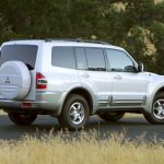 Mitsubishi Montero Workshop Service Manual Pack