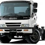 ISUZU F Series Truck Fsr Ftr Fvr 1997-2002 Workshop Service Repair Manual
