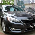 Kia Cadenza (vg) 2015 G 3.3 Gdi Engine Service Manual