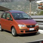 FIAT IDEA 1.4 16V 2003-2012 Workshop Service Repair Manual