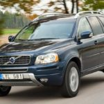2013 Volvo XC90 Electrical Wiring Diagrams