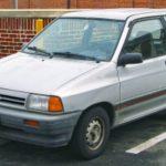 Kia Pop 1986-2000 Service Repair Manual