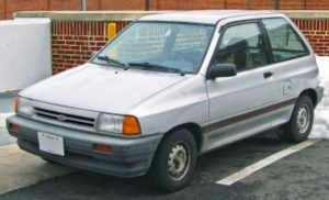 Kia Pop 1986-2000 Service Repair Manual