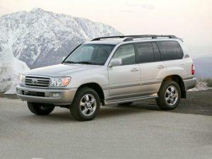 Toyota Land Cruiser 1998-2007 Service Repair Manual